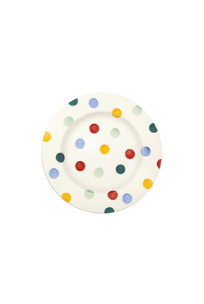 Side Plate - Polka Dot