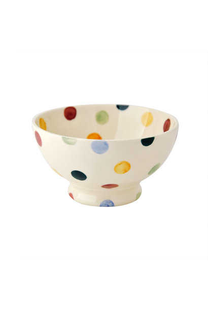 French Bowl - Polka Dot