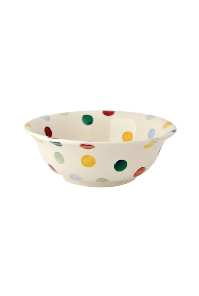 EB POLKA DOT CEREAL BOWL