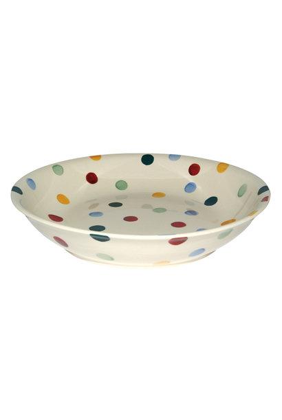 Pasta Bowl Med - Polka Dot
