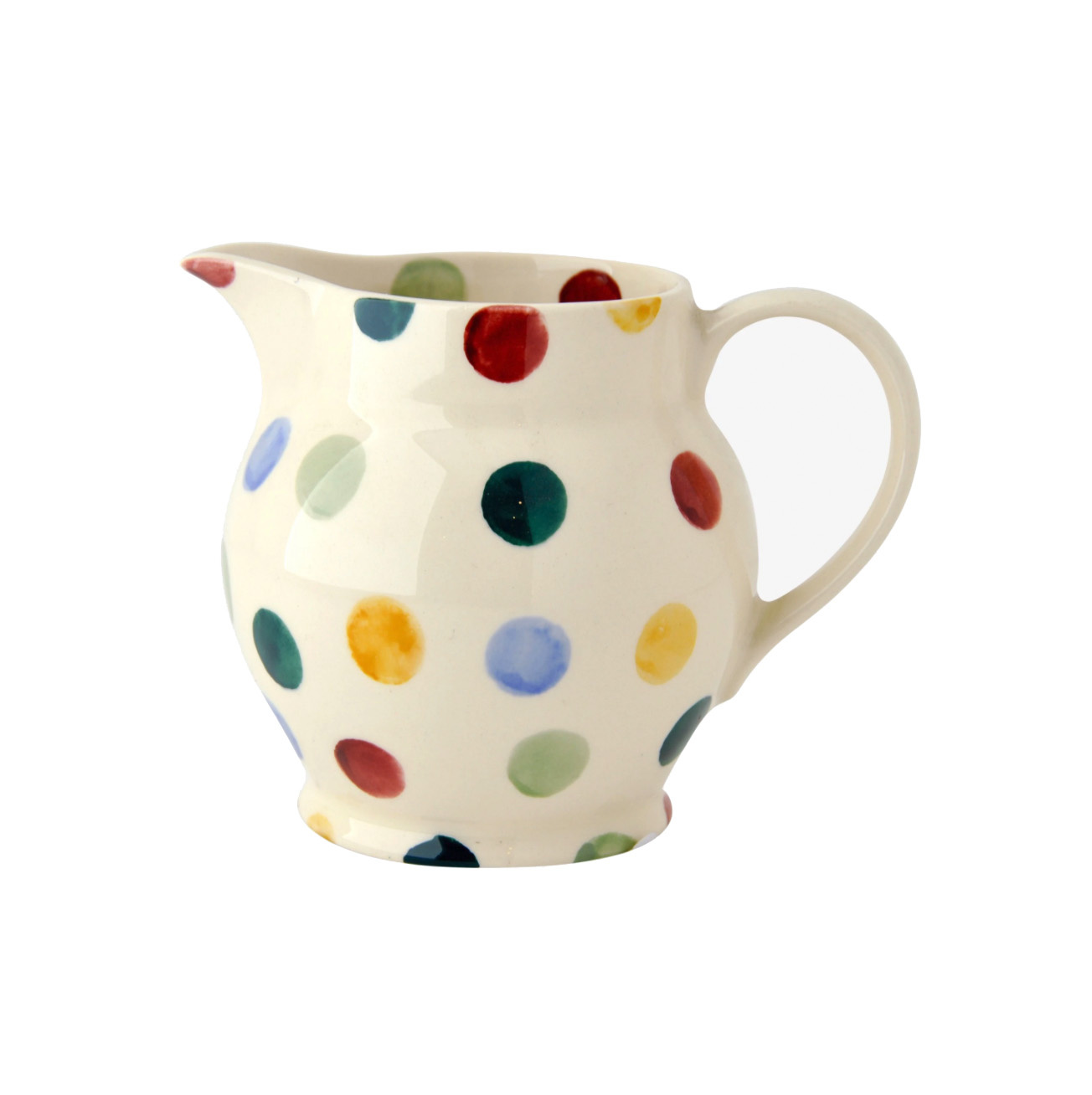 Creamer - Polka dot-1