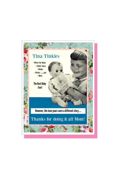 Happy Mother's Day - Tina Tinkles