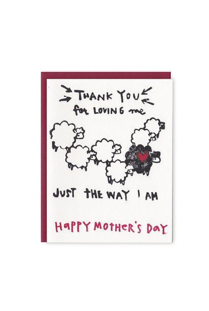 Happy Mother's Day - Thank You