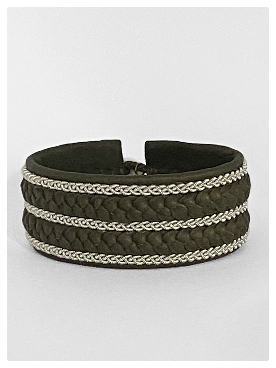 Sami Bracelet Hella Olive-1