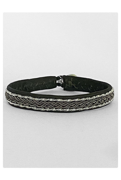 Sami Bracelet Aura Olive/Kaki