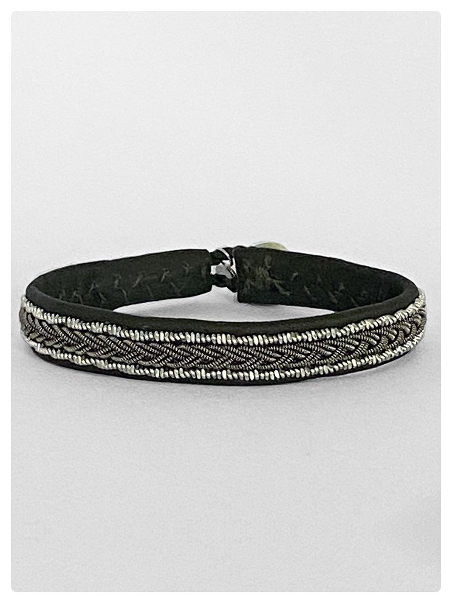 Sami Bracelet Aura Olive/Kaki-1