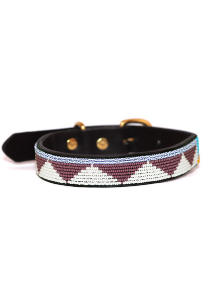 Pet Collar Summer Lavender Medium