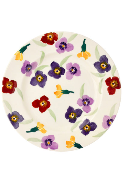 Salad Plate - Wallflower