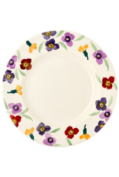 Dinner Plate - Wallflower