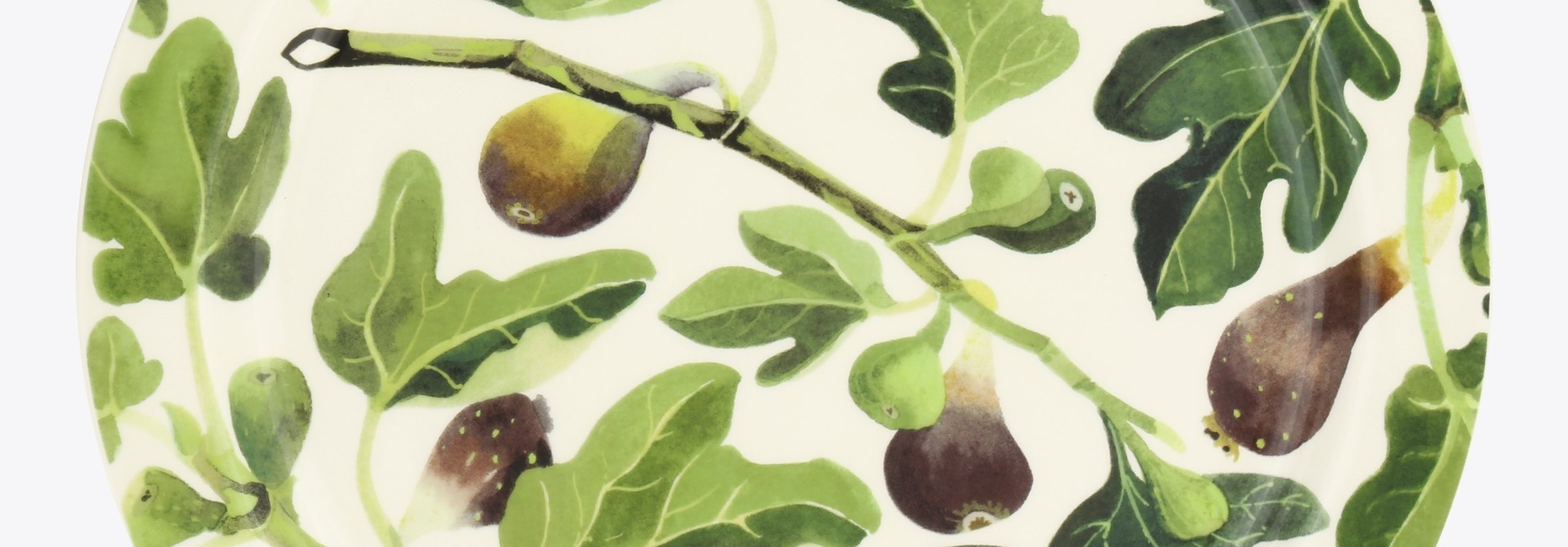 Plate - Figs