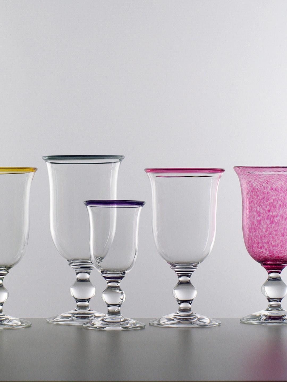 Wine Glass - Blue-2