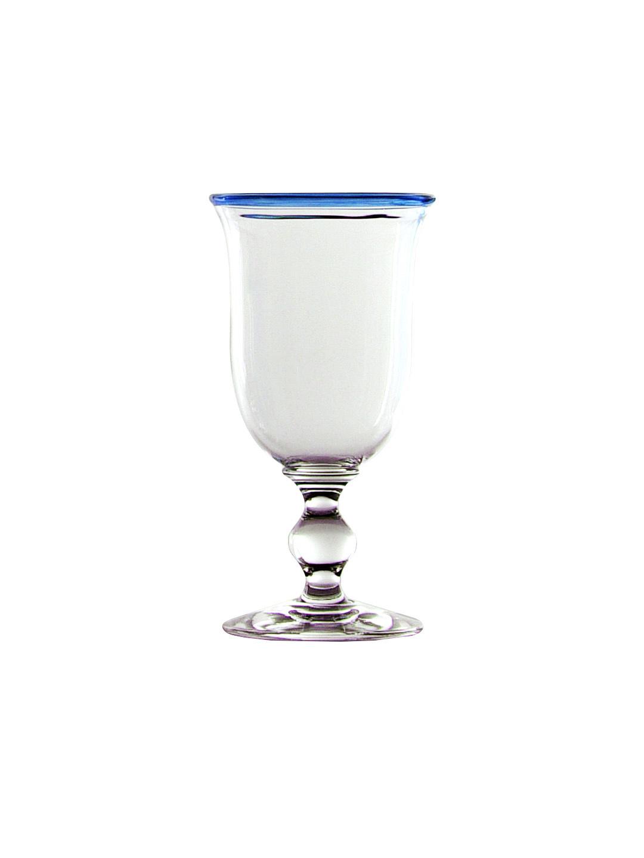 Wine Glass - Blue-1