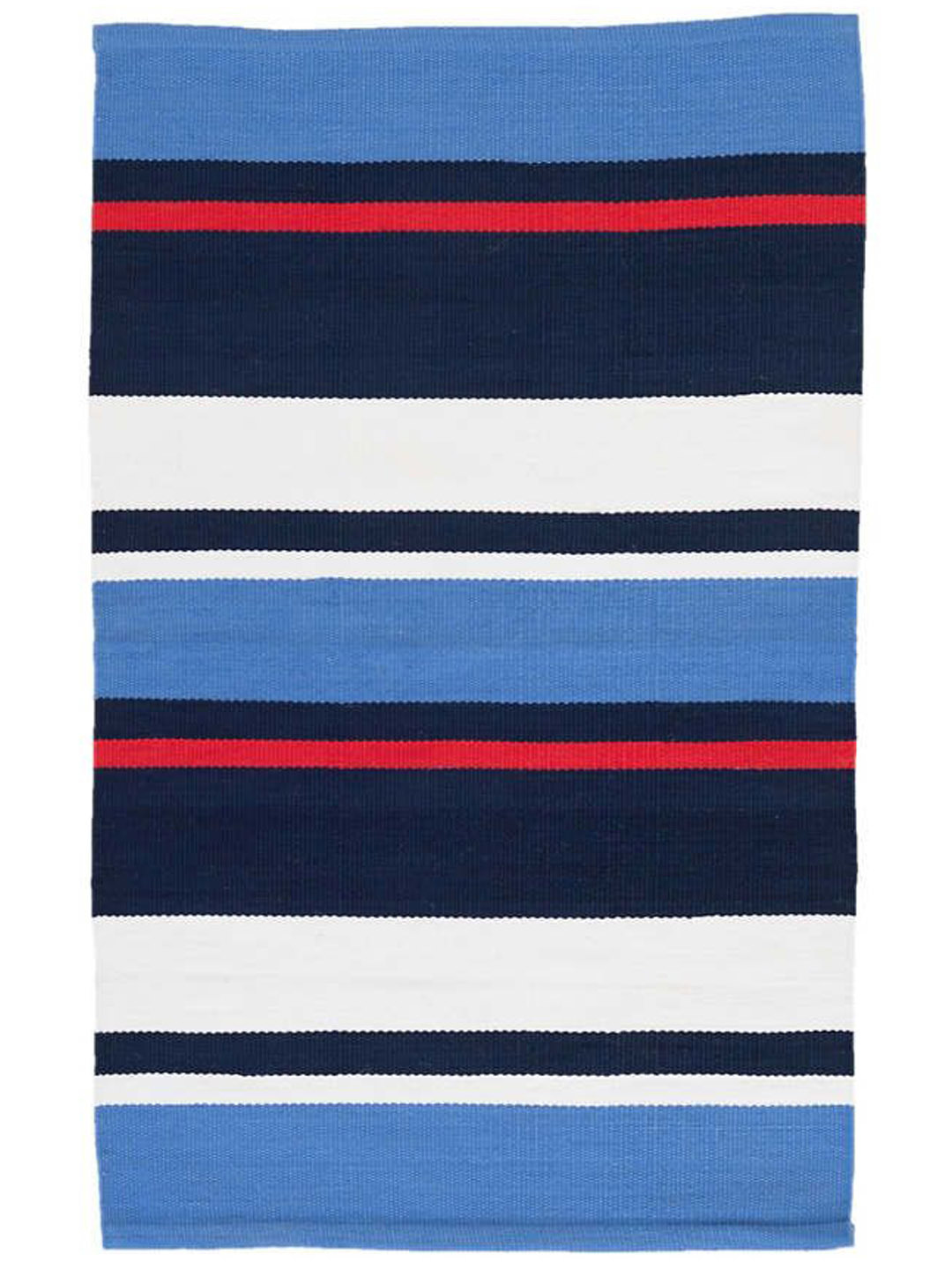 Regatta Stripe Indoor/Outdoor Rug-1