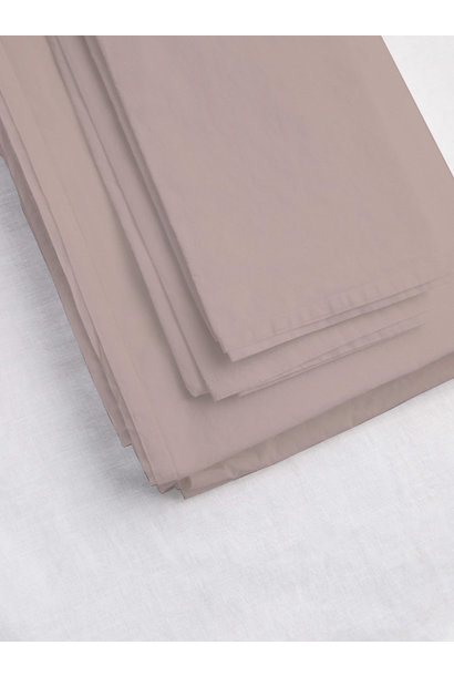 Pillowcase Sham King - Mauve