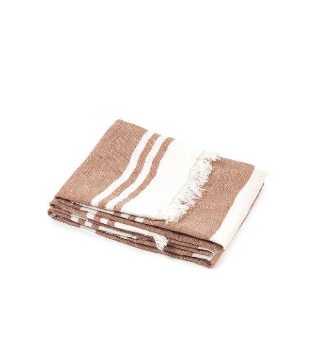 Bath Towel - Desert Stripe-1