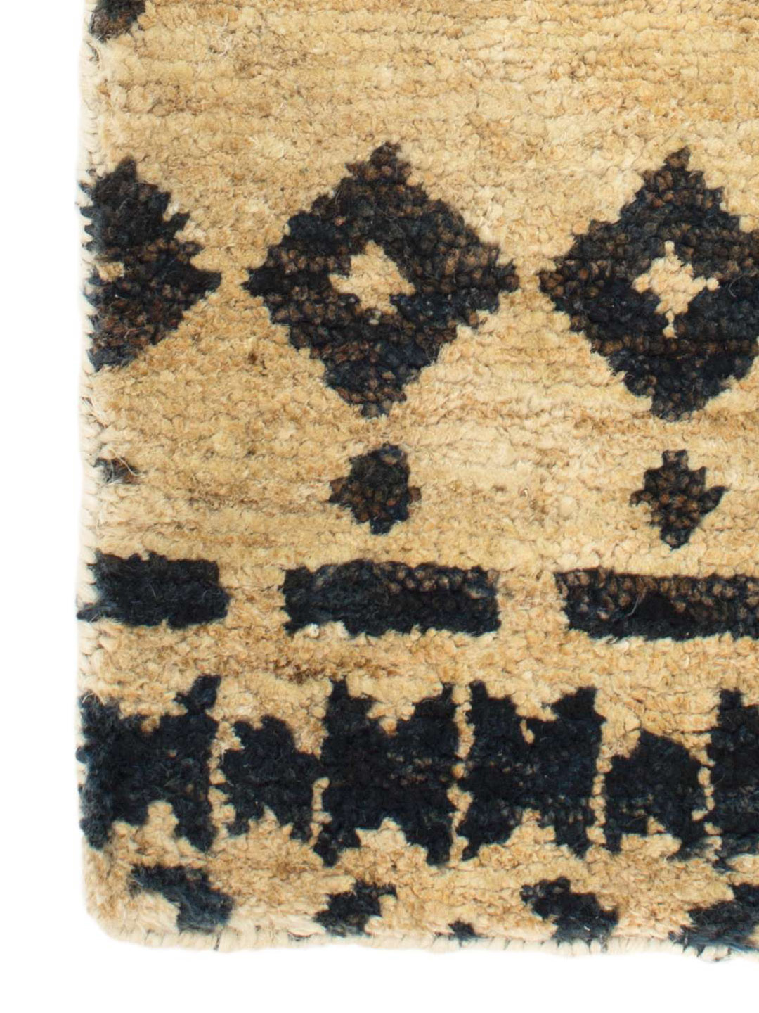 Taza Hand-Knotted Jute Rug-3