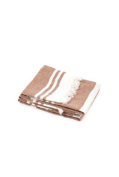 Guest Towel - Desert Stripe