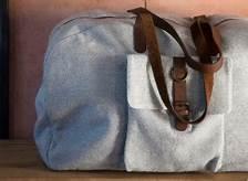 Weekend Bag - Shetland-2