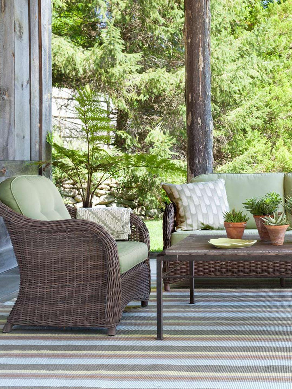 Max Stripe Indoor/Outdoor Rug-2