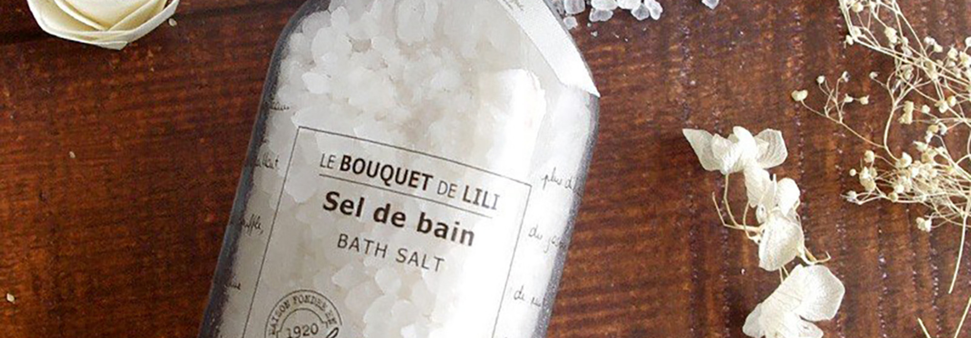 Bath Salts + Gels