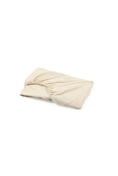 Fitted Sheet King -Santiago - Chalk