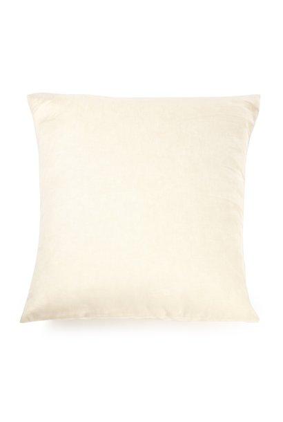 2 Pillowcase Shams Queen - Santiago - Chalk