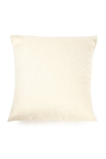 2 Pillowcases  Sham King - Santiago - Chalk