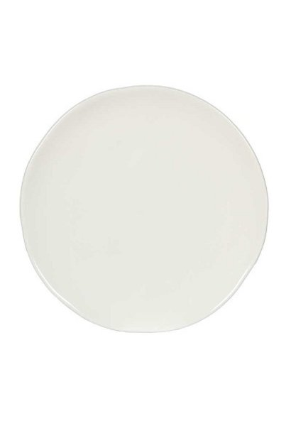 4 Dinner Plates, 2 Salad Plates - White