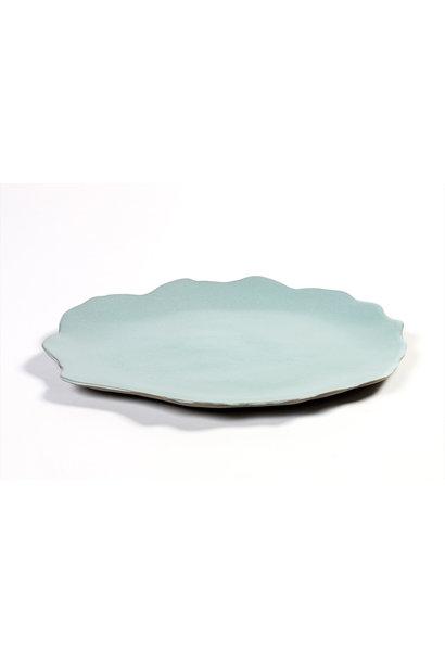 Plate - Seafoam Blue