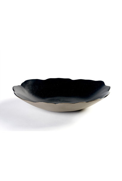 Side Plate - Black