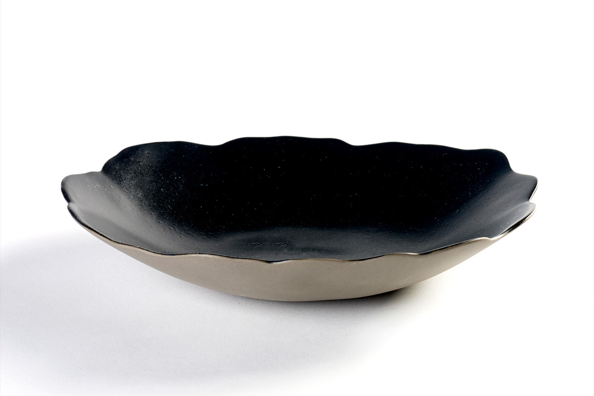 Side Plate - Black-1