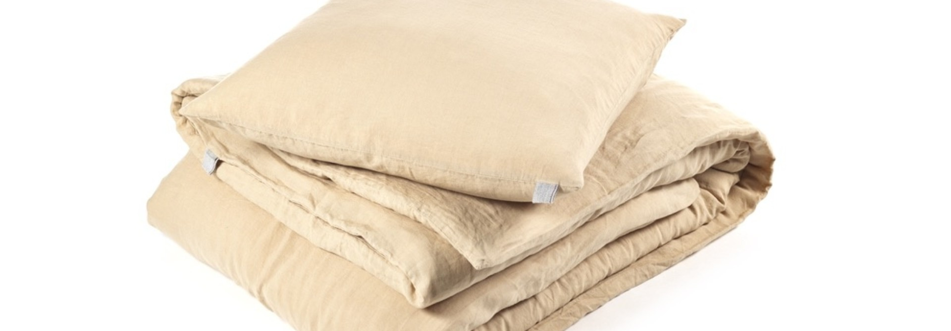 Pillowcase Sham King - Memphis - Camel
