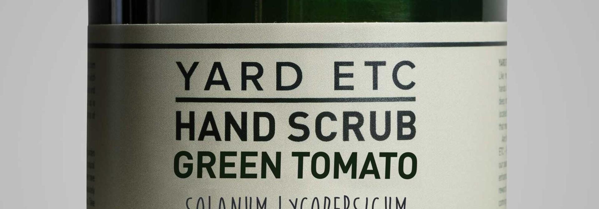 Hand Scrub - Green Tomato
