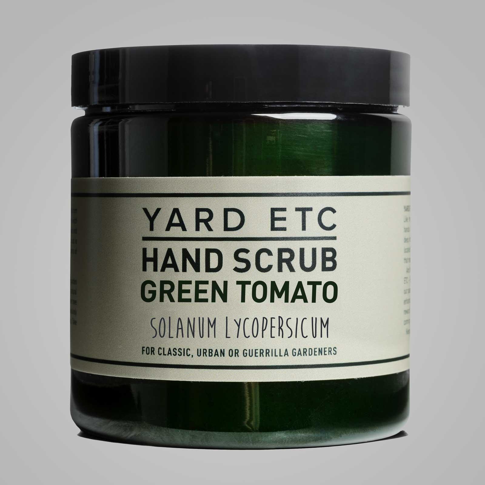 Hand Scrub - Green Tomato-1