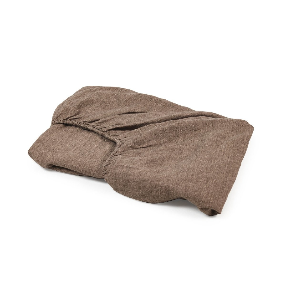 Fitted Sheet King - Nottinghill - Brown-1