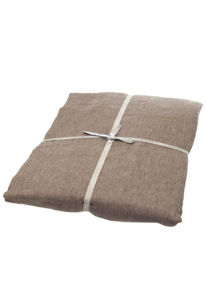 Flat Sheet King - Nottinghill - Brown