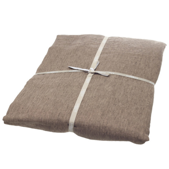 Flat Sheet King - Nottinghill - Brown-1