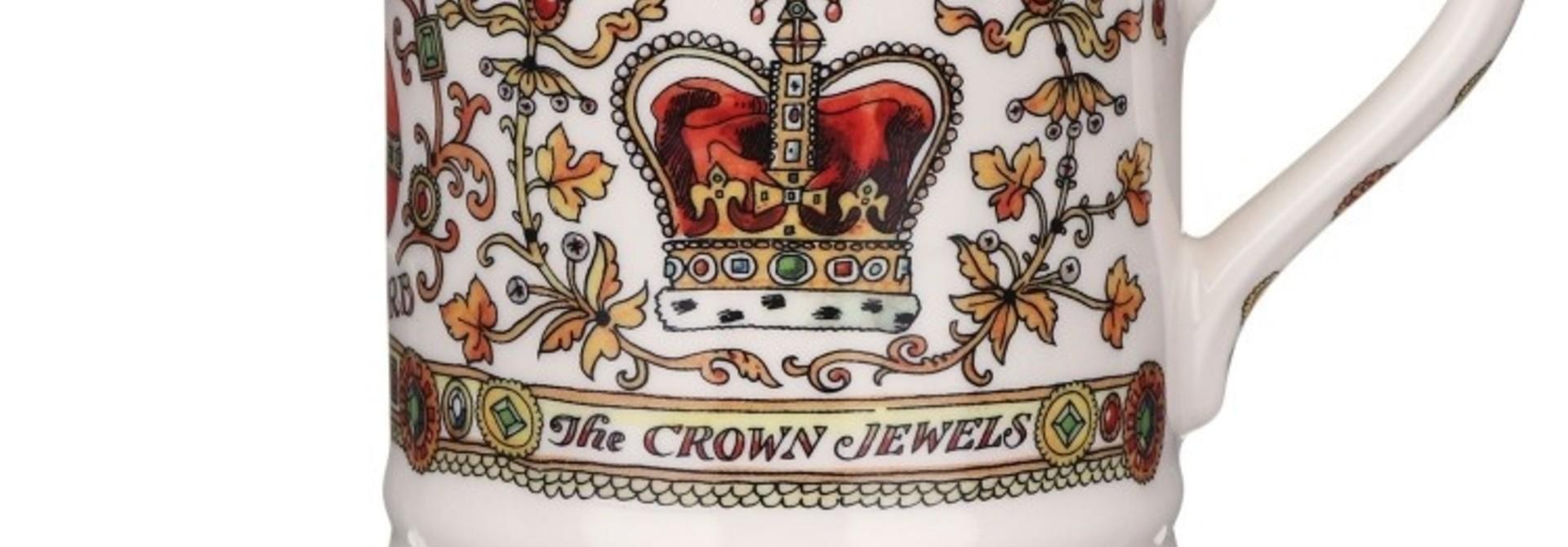 The Crown  - 1/2 Pint Mug