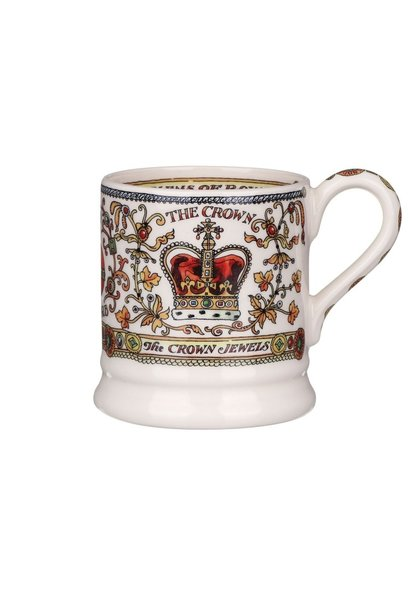 The Crown  - 1/2 Pint Mug
