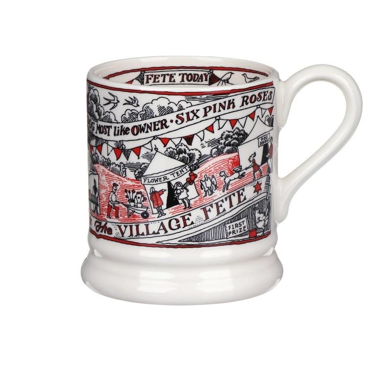 Village Fete - 1/2 Pint Mug-1