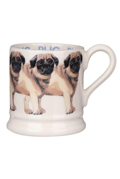 Pug - 1/2 Pint Mug