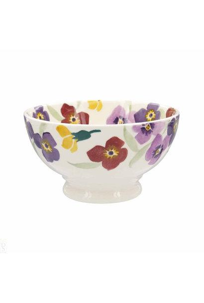 French Bowl - Wallflower