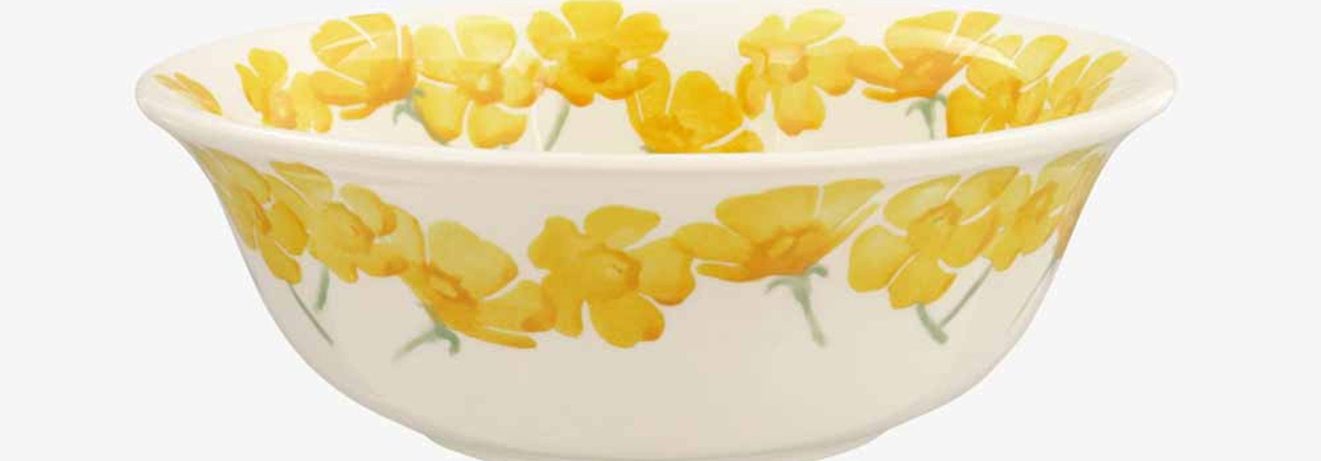 Cereal Bowl - Buttercup
