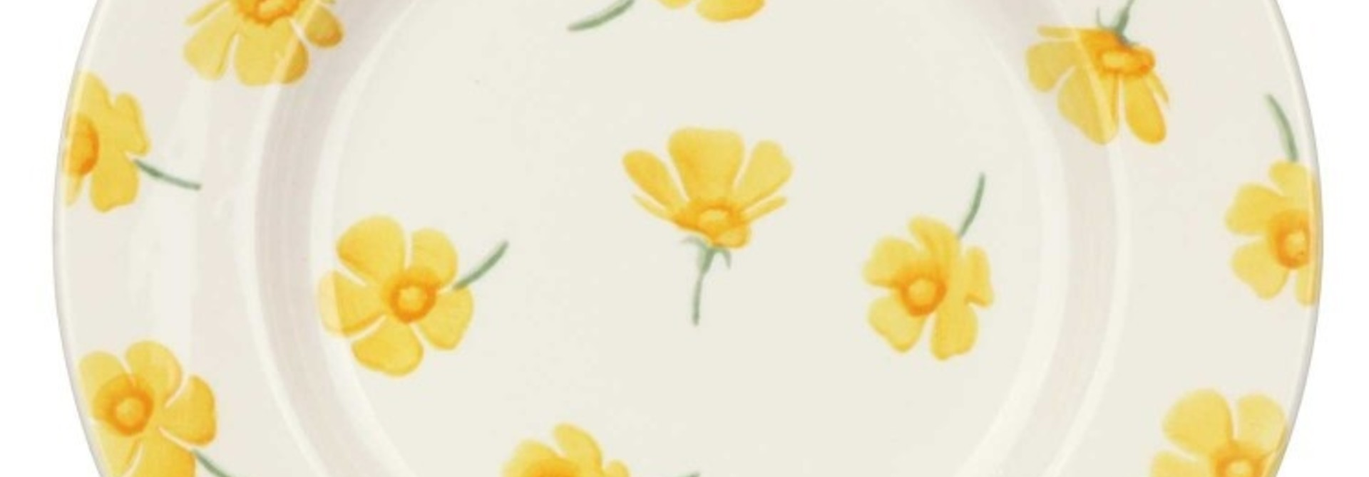 Plate - Buttercup