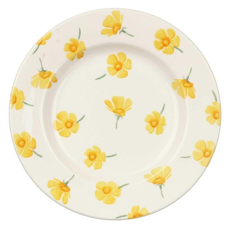 Plate - Buttercup-1