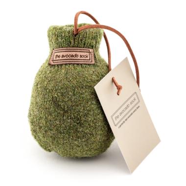 Avocado sock - Olive-1