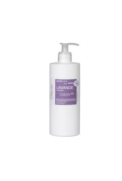Organic Liquid Soap - Lavender