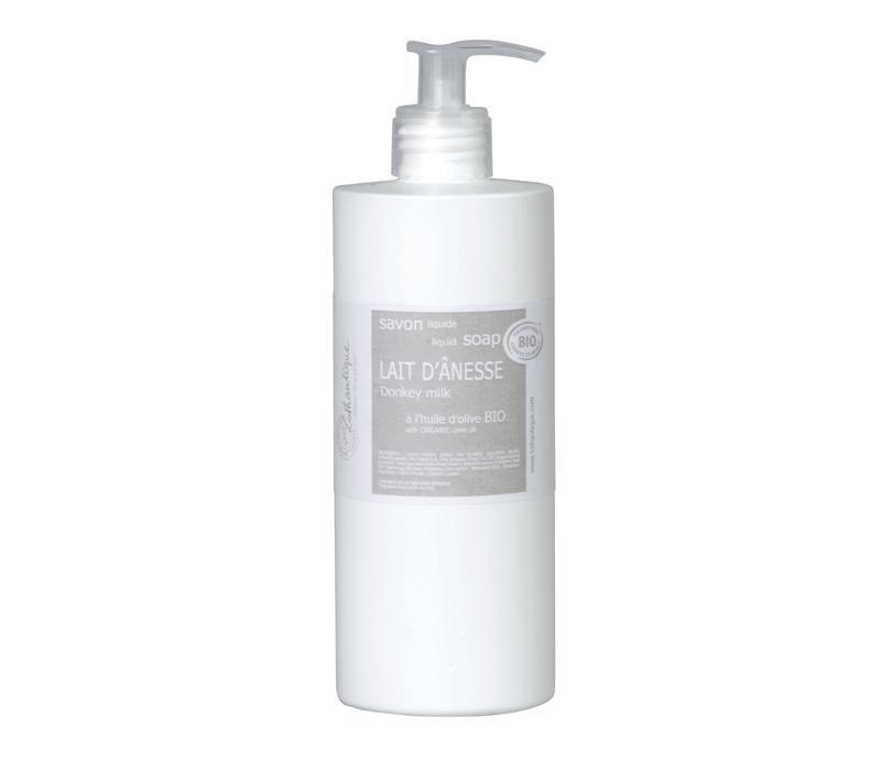 Organic Liquid Soap - Donkey Milk-1