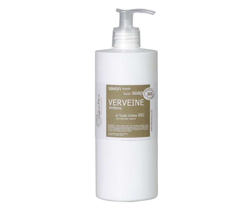 Organic Liquid Soap - Verbena-1