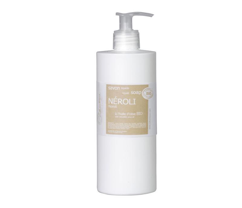 Organic Liquid Soap - Neroli-1